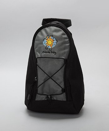 Gray & Black Everyday Hydro Bag