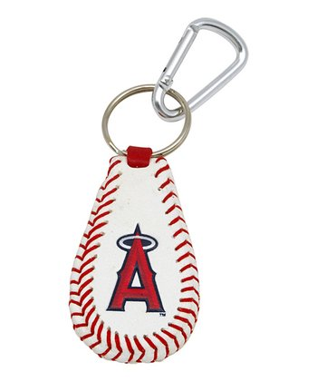 Los Angeles Angels Baseball Key Chain