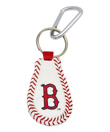 Boston Red Sox Baseball Key Chain