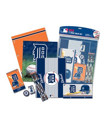 Detroit Tigers Stationery Set