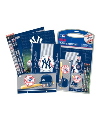 New York Yankees Stationery Set
