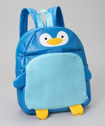 Blue Bird Backpack