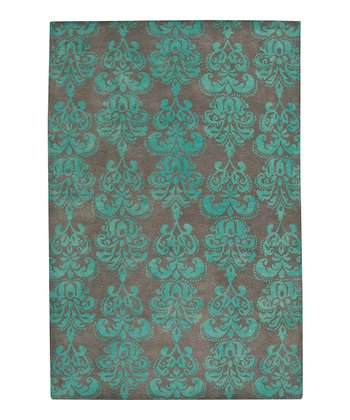 Wild Dove Wool Crosby SoHo Rug