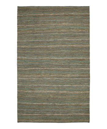 Seaweed Hemp Martinique Paradise Rug