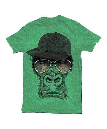 Kelly Hat & Sunglasses Ape Tee - Toddler & Kids