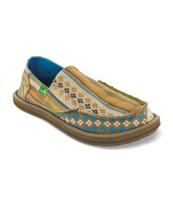 Mustard Donna Slip-On Shoe - Kids