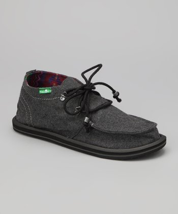 Charcoal Bedouin Chukka Boot - Women