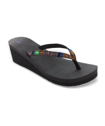 Rust Yoga Spree Funk Wedge - Women
