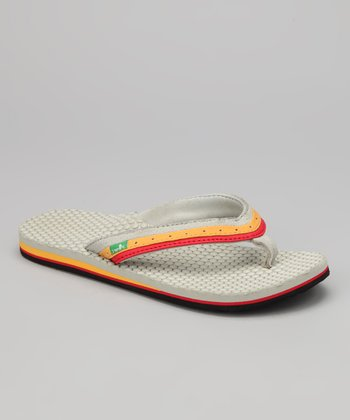 Citrus Bubbler Flip-Flop - Women