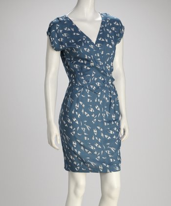 Blue Budapest Dress