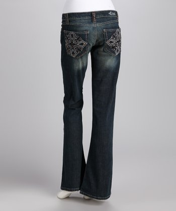 Indigo Delaney Slim Stretch Jeans
