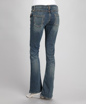 Indigo Arianna Relaxed-Fit Jeans - Women