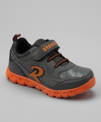 Orange K207 Running Shoe