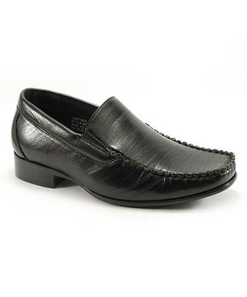 Black Loafer - Boys