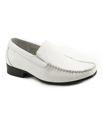 White Loafer - Boys