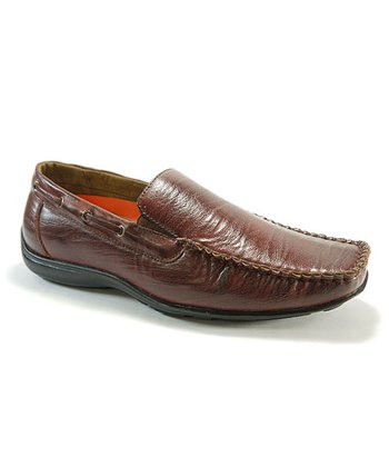 Brown Smart Loafer - Boys