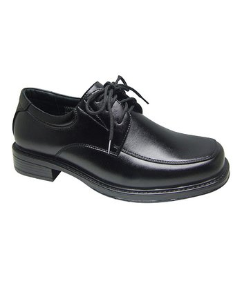 Black Classic Dress Shoe
