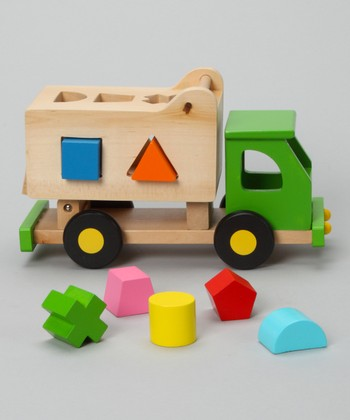 Sort 'n' Tip Garbage Truck Set