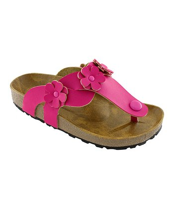 Fresh Footprints: Girls' Sandals