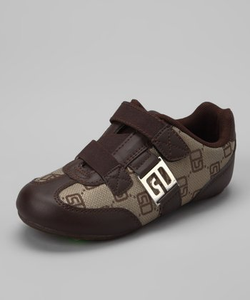 Brown 1509 Running Shoe