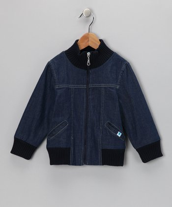 Midnight Wash Organic Jacket - Infant, Toddler & Kids