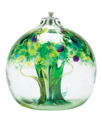 Tree of Spring Kitras Oil Lamp