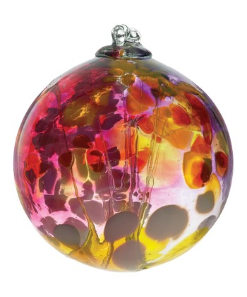 Sunshine Fairy Orb Ornament