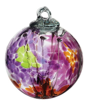 Burgundy Kitras Spirit Ball