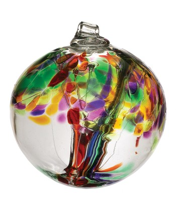 Green 2'' Kitras Tree of Life Ornament