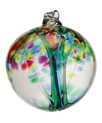 Green 6'' Kitras Tree of Family Ornament