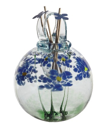 Blue Thinking of You Kitras Blossom Hanging Diffuser