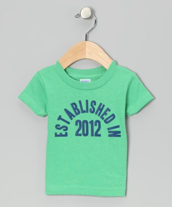 Grass 'Established in 2012' Tee - Infant & Toddler
