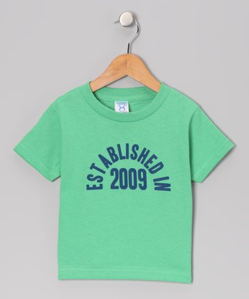 Grass 'Established in 2009' Tee - Toddler & Boys