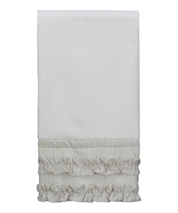 Can Can Embellished Hand Towel
