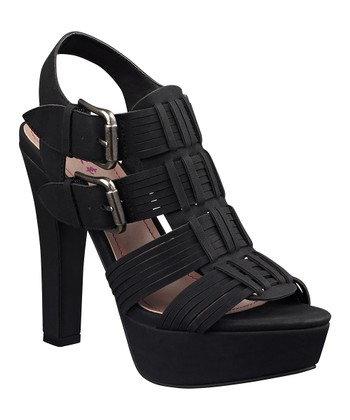 Black Lolla Sandal