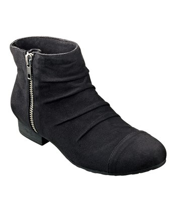 Black Truly Ankle Boot