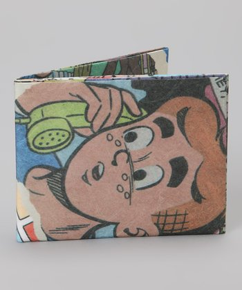 Archie Comic Wallet