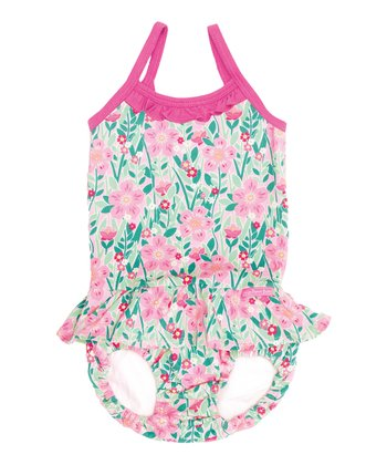 Tropical Bubble One-Piece - Infant & Toddler