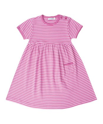 Orchid Stripe Summer Dress - Infant, Toddler & Girls