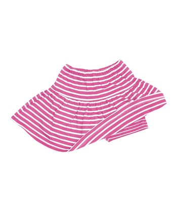 Orchid Stripe Skort - Infant, Toddler & Girls