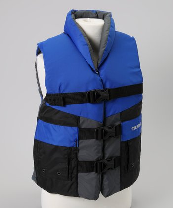 Blue High Perk Life Jacket - Kids