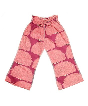 Pink Trees Ceca Pants - Infant, Toddler & Girls