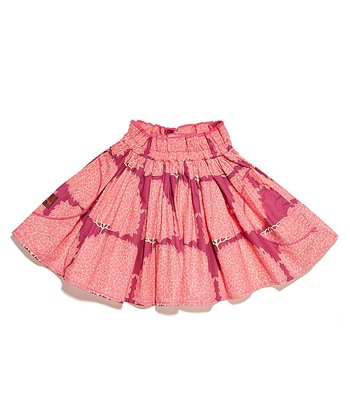 Pink Tree Skirt - Toddler & Girls