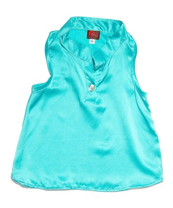 Capri Silk Racerback Tank - Infant & Toddler