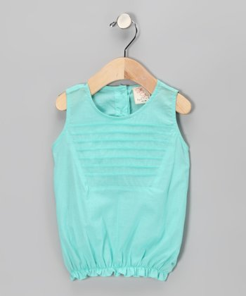 Aqua Bubble Top - Infant, Toddler & Girls