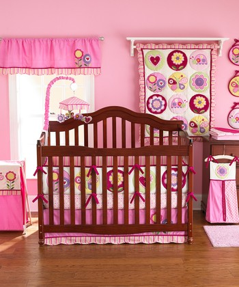 Love Bug 9-Piece Crib Bedding Set