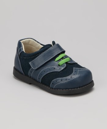 Blue Adir Oxford