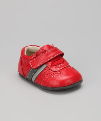 Red Smaller Hayden Sneaker