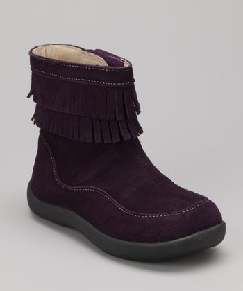 Purple Kai Kinley Boot