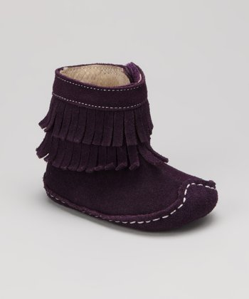 Purple Smaller Leilani Boot